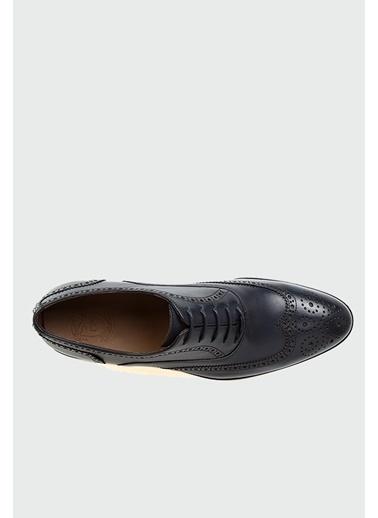 D'S Damat D'S Damat 3Hf092009983D101 Desenli Erkek Ayakkabı Lacivert